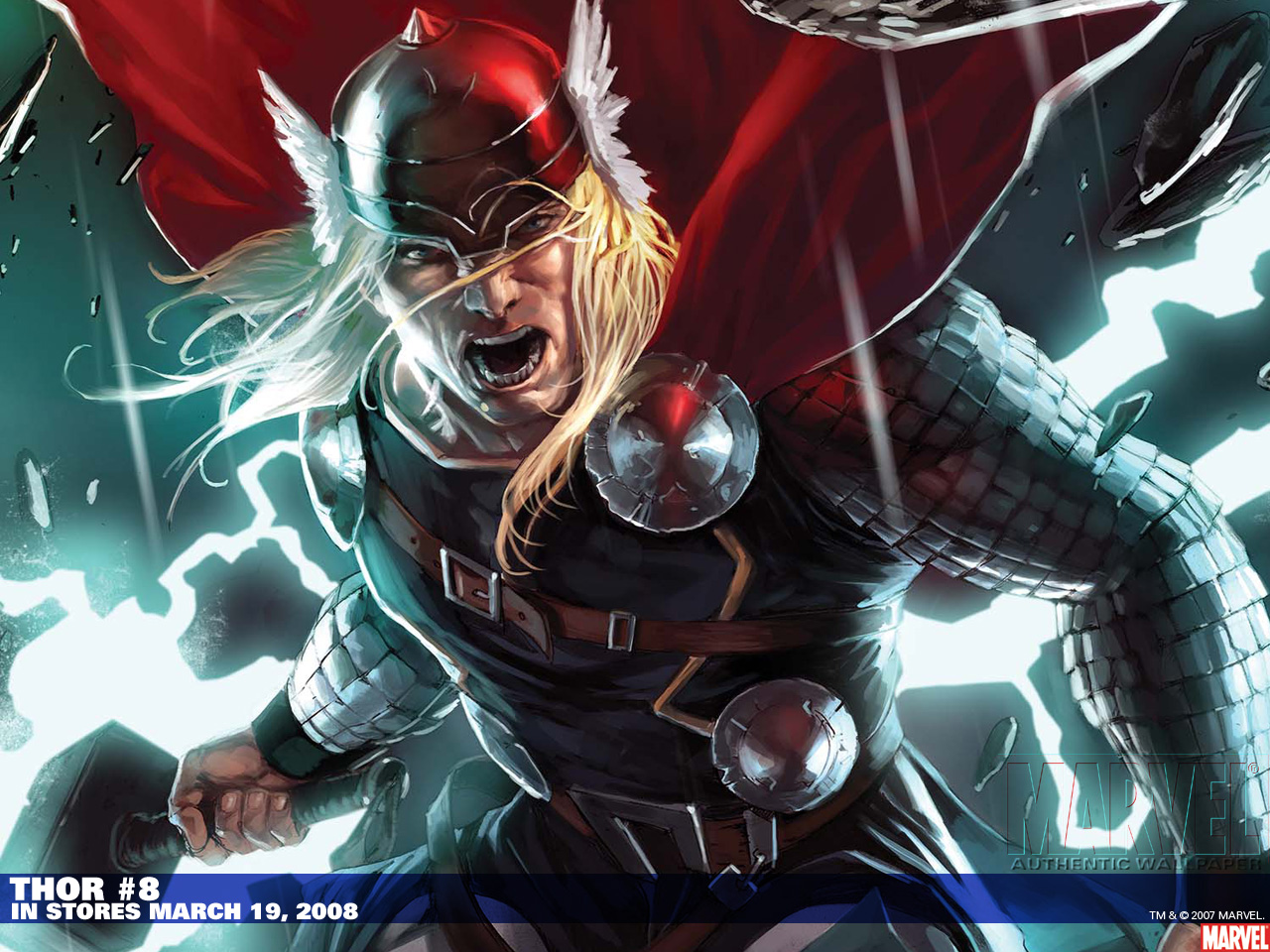 Thor the god of thunder in 30 graphic inspirations - Thor wallpaper ...